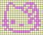 Alpha pattern #994 variation #11519