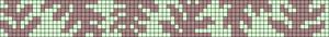 Alpha pattern #26396 variation #11527