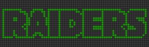 Alpha pattern #11863 variation #11603