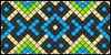 Normal pattern #27465 variation #11673