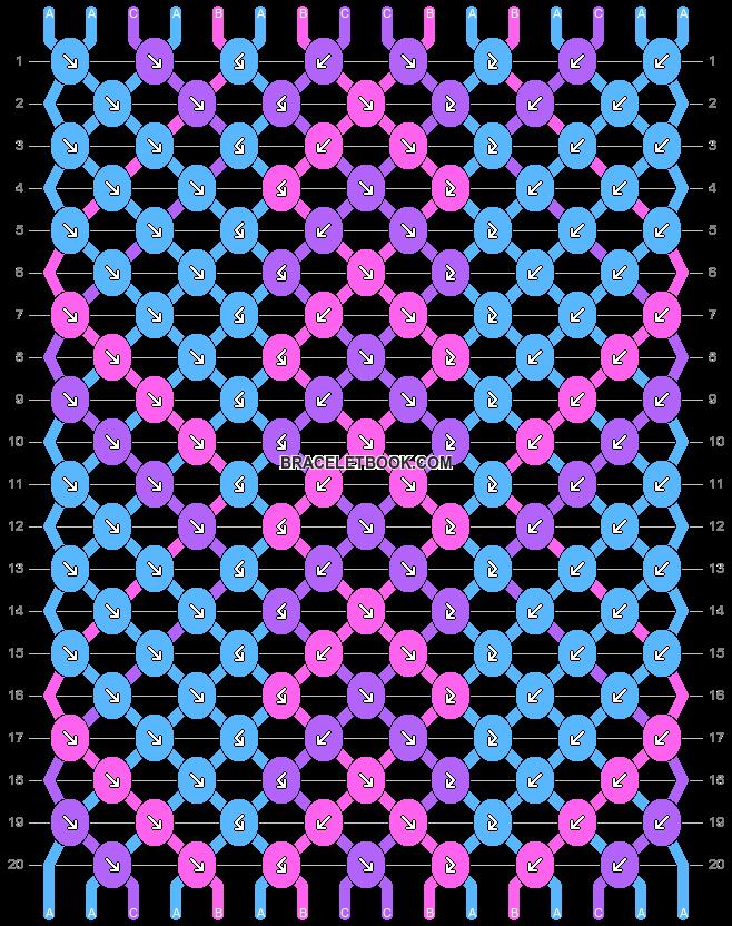 Normal pattern #27513 variation #11692 pattern