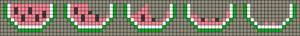 Alpha pattern #25181 variation #11755