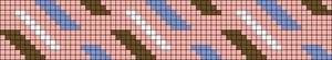 Alpha pattern #27322 variation #11792