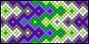 Normal pattern #134 variation #11857