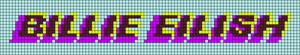 Alpha pattern #27540 variation #11894