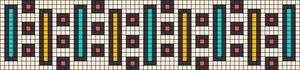 Alpha pattern #27550 variation #11943