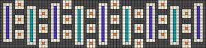 Alpha pattern #27550 variation #11944