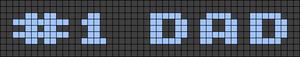 Alpha pattern #6053 variation #11978
