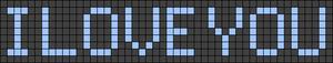 Alpha pattern #5402 variation #11981