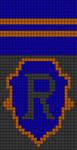 Alpha pattern #17483 variation #12033