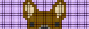 Alpha pattern #22880 variation #12045
