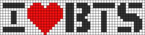 Alpha pattern #18455 variation #12117