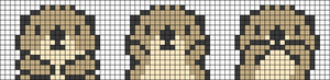 Alpha pattern #25211 variation #12167