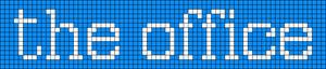 Alpha pattern #27622 variation #12208
