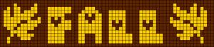 Alpha pattern #2124 variation #12272