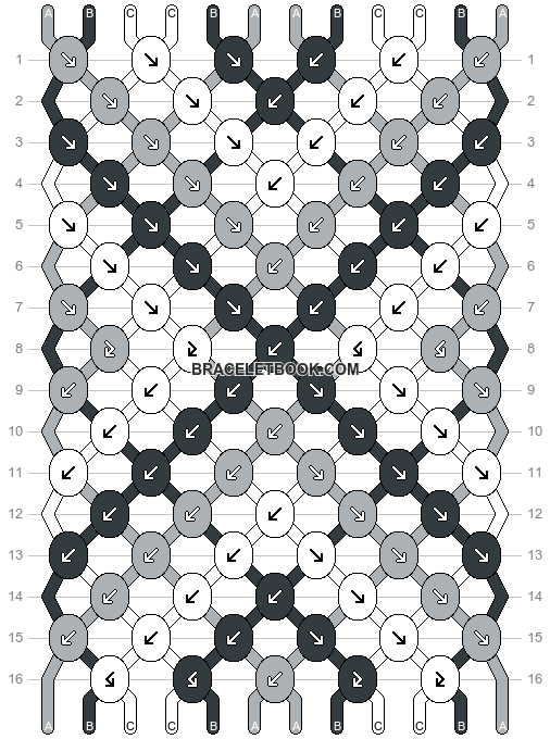 Normal pattern #11433 variation #12316 pattern