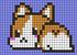 Alpha pattern #26761 variation #12321