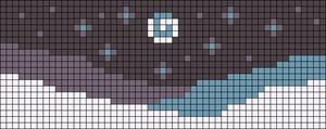 Alpha pattern #27670 variation #12329