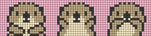 Alpha pattern #25211 variation #12332