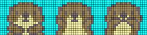 Alpha pattern #25211 variation #12420