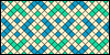 Normal pattern #9456 variation #12509