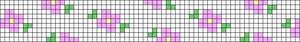 Alpha pattern #21241 variation #12515