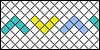Normal pattern #11102 variation #12523