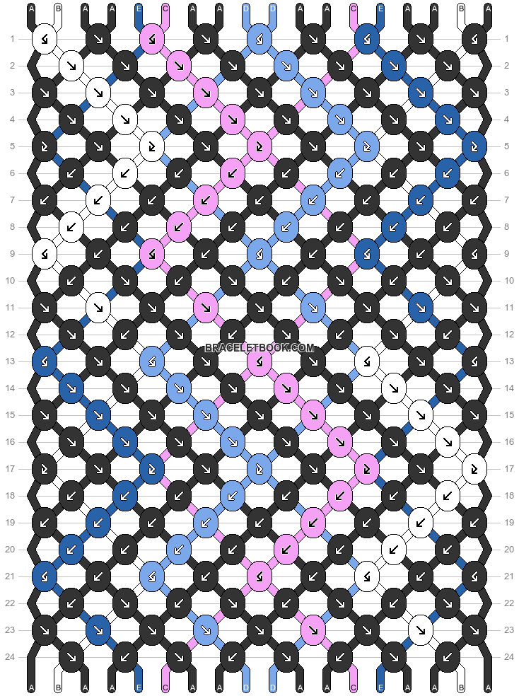 Normal pattern #27341 variation #12554 pattern