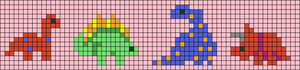 Alpha pattern #24109 variation #12576