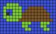 Alpha pattern #26282 variation #12577