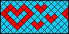 Normal pattern #7437 variation #12593
