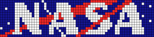 Alpha pattern #14145 variation #12608