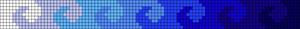 Alpha pattern #23860 variation #12613