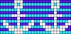Alpha pattern #9538 variation #12655