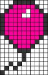 Alpha pattern #27742 variation #12724