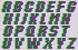 Alpha pattern #26781 variation #12761