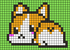 Alpha pattern #26761 variation #12807