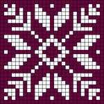Alpha pattern #12118 variation #12838