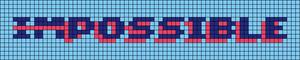Alpha pattern #27724 variation #12879