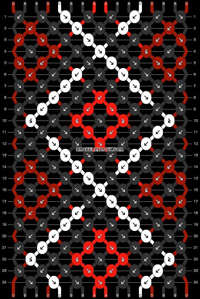 Normal pattern #27615 variation #12886 pattern