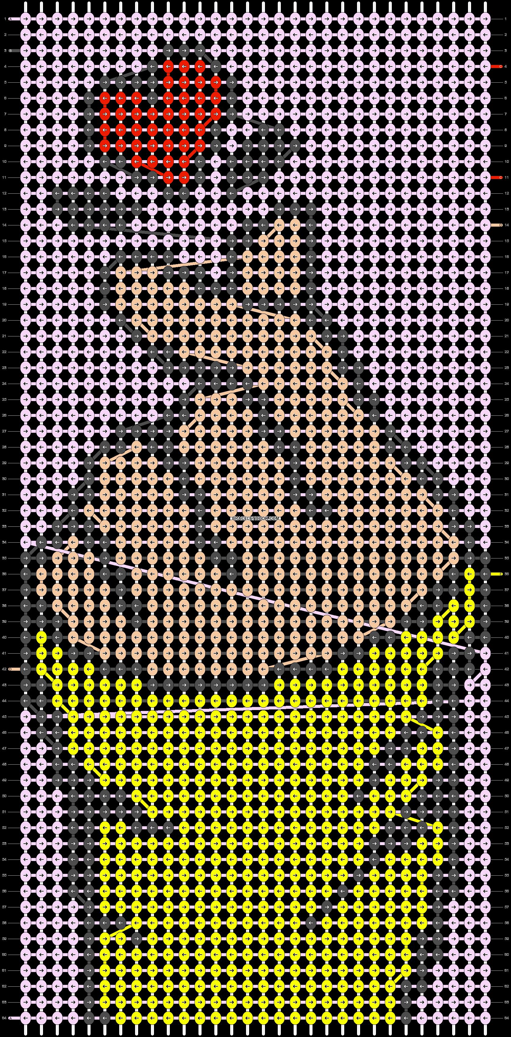 Alpha pattern #27591 variation #12893 pattern