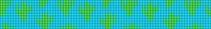 Alpha pattern #21041 variation #12944