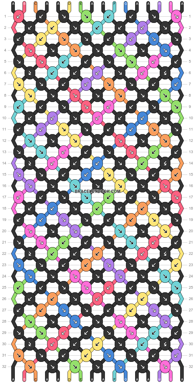 Normal pattern #27133 variation #12958 pattern