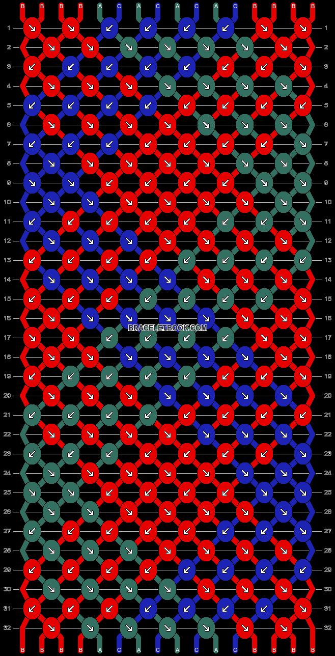 Normal pattern #21940 variation #13023 pattern