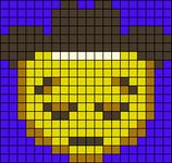 Alpha pattern #26940 variation #13040