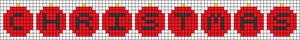 Alpha pattern #27812 variation #13081