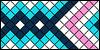 Normal pattern #7440 variation #13129