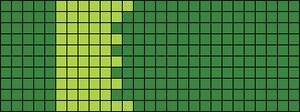 Alpha pattern #17115 variation #13130