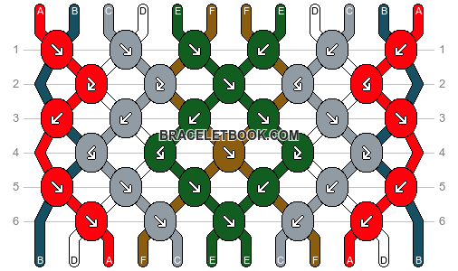 Normal pattern #18 variation #13138 pattern