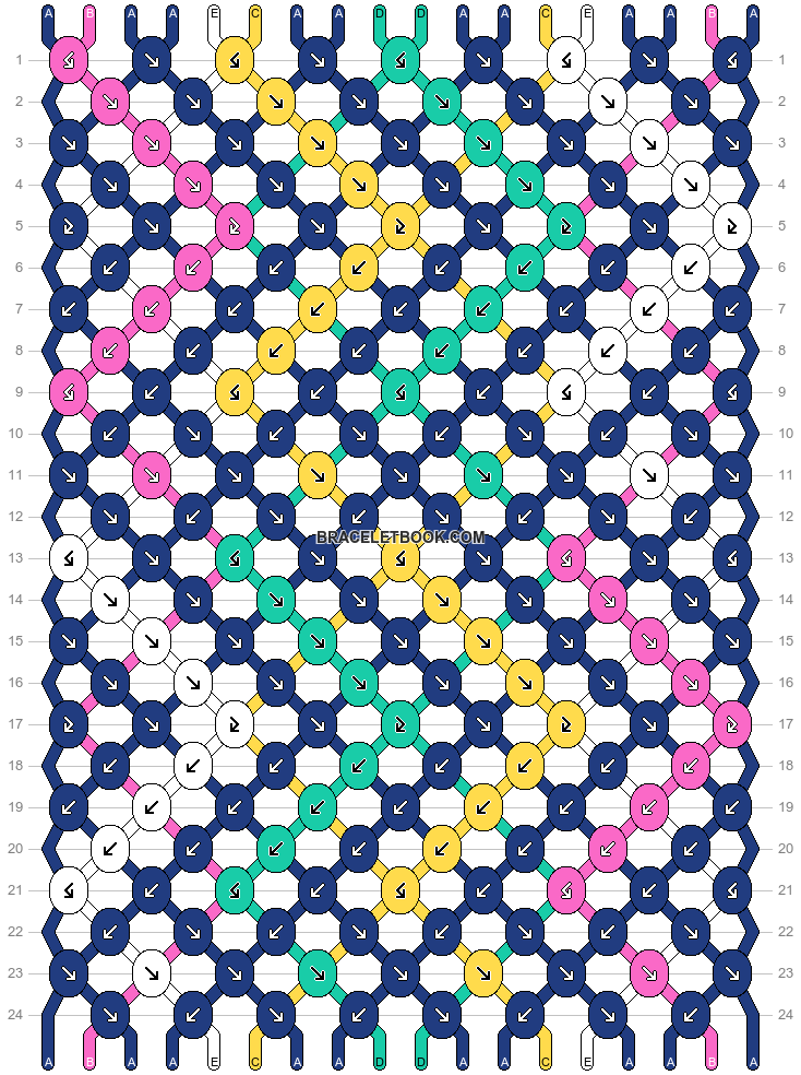 Normal pattern #27341 variation #13285 pattern